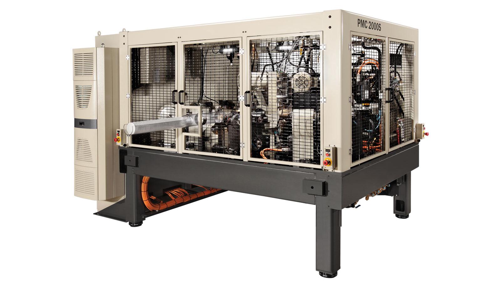PMC 2000S Servo Driven Forming Machine   Paper Machinery