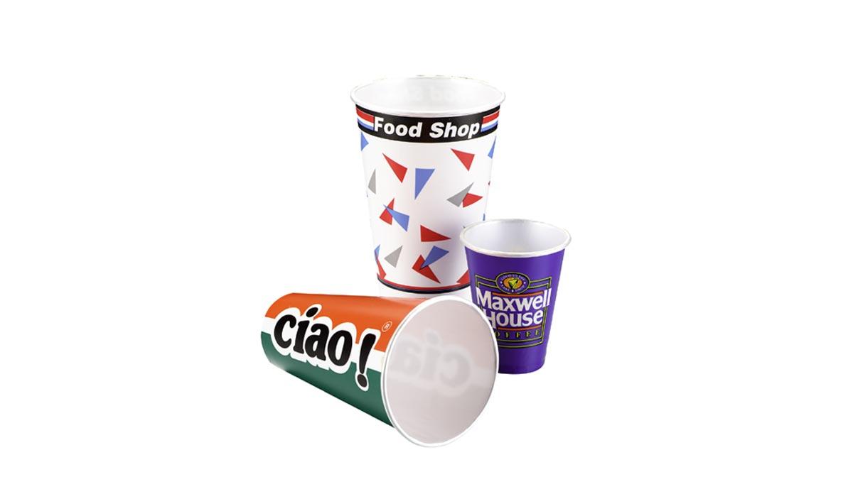 Foam Beverage Cups