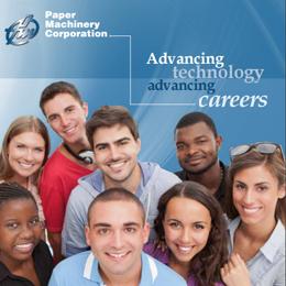 Paper Machinery Corporation - Recruit Brochure