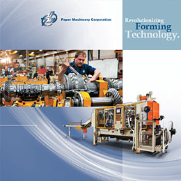Paper Machinery Corporation - Machine Brochure