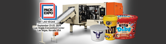 See PMC at PackExpo Las Vegas 2019